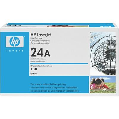 HP LaserJet 24A Svart