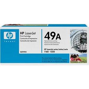HP LaserJet 49A Svart