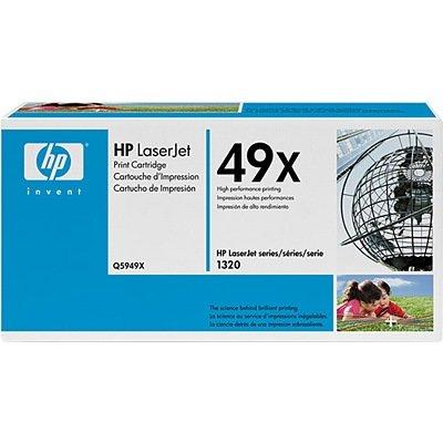 HP LaserJet 49X Svart