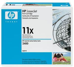 HP LaserJet 11X Svart