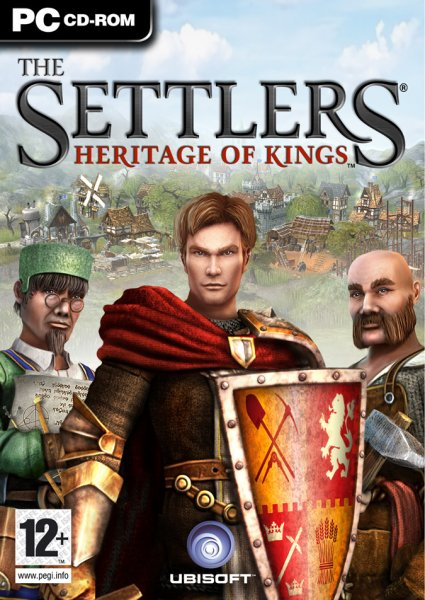 The Settlers: Heritage of the Kings til PC