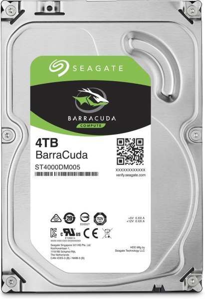 Seagate Barracuda 4TB (ST4000DM004)