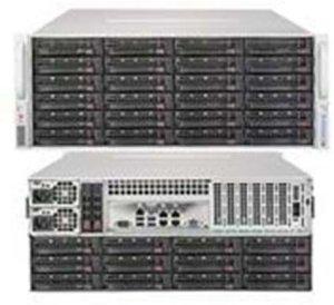 Supermicro SuperStorage Server 6049P-E1CR36H