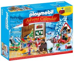 Playmobil Nisseverksted 9264 Adventskalender