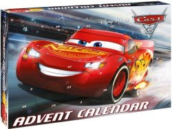 Disney Cars 3 Adventskalender