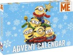 Minions Adventskalender 2017