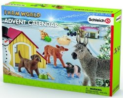 Schleich Farm World 2017 Adventskalender