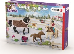 Schleich Horse Club 2017 Adventskalender