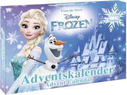 Disney Frozen Adventskalender 2017