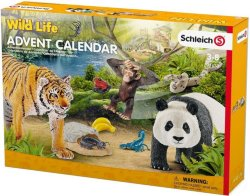 Schleich Wild Life 2017 adventskalender