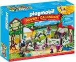 Playmobil Rideanlegg 9262 Adventskalender