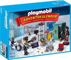 Playmobil Politioperasjon Adventskalender