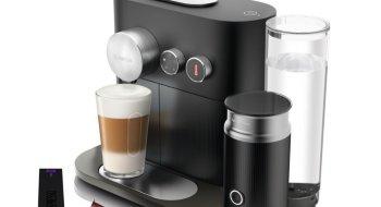 Test: Nespresso Expert & Milk