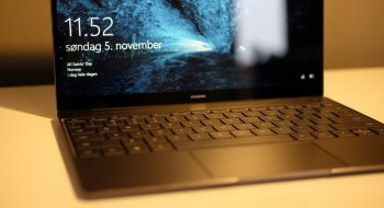 Test: Huawei MateBook X 256GB