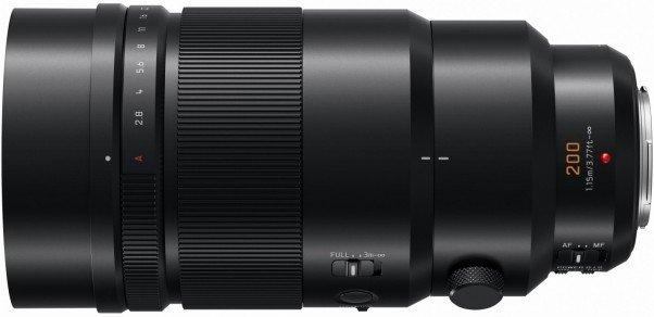Panasonic Leica DG Elmarit 200mm f/2.8 Power OIS