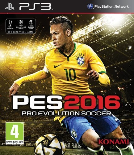 Pro Evolution Soccer 2016 til PlayStation 3