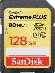 SanDisk Extrme SDHC UHS-1 C10 128GB