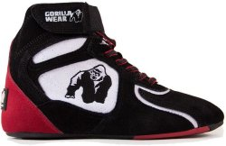 Gorilla Wear High Tops Chicago (Herre)