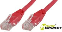 CAT6 UTP Cable 25M Red LSZH