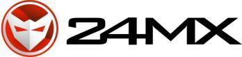 24mx.no logo