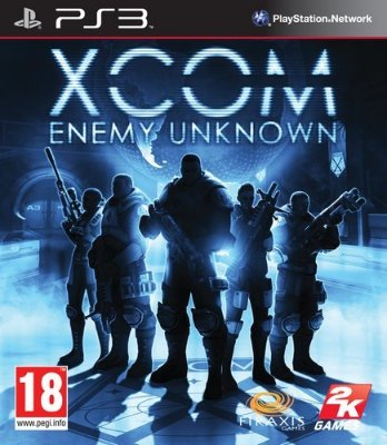 Xcom: Enemy Unknown til PlayStation 3