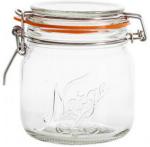 Hadeland Glassverk Norgesglasset med hengslet lokk 0,4L