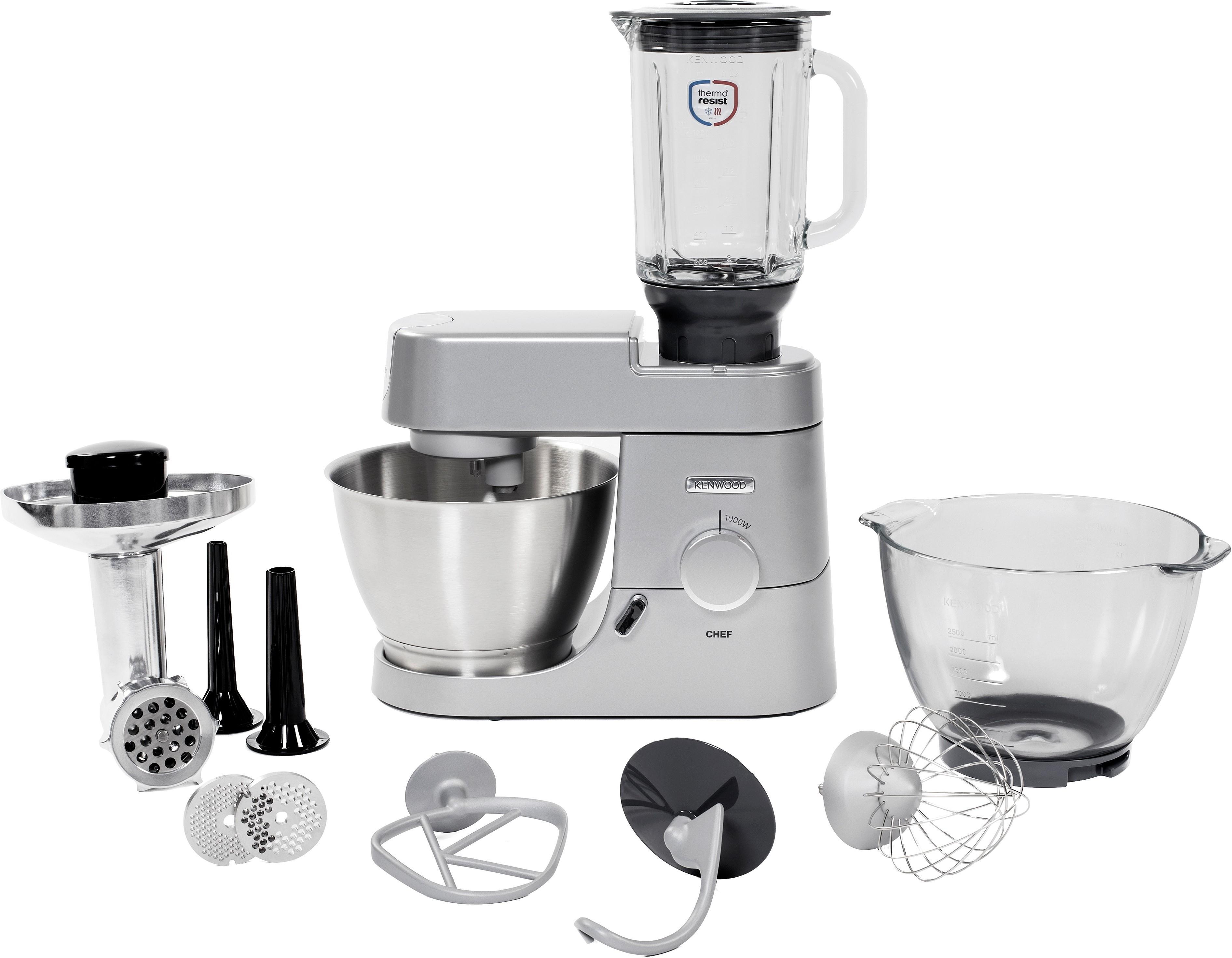 Utrolig Best pris på kjøkkenmaskin - Se priser før kjøp i Prisguiden NY-05