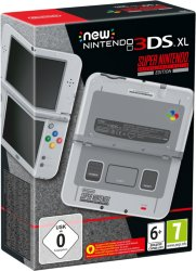 Nintendo New 3DS SNES Edition