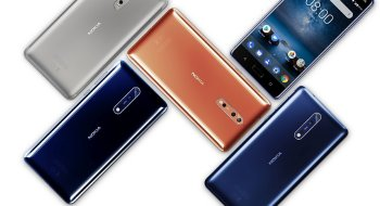Test: Nokia 8 64GB
