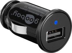 Goobay USB lader 1xUSB 1A