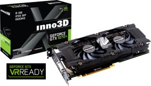 Inno3D GeForce GTX 1070 Ti X2