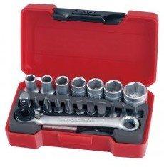 Teng Tools Pipenøkkelsett T1420