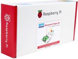 Raspberry Pi 3 UCreate elektronikkprosjekt