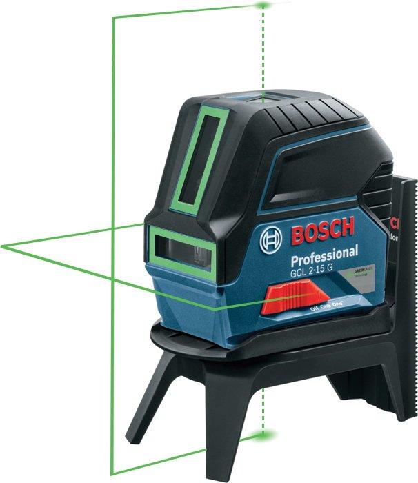 Bosch GCL 2-15 Grønn