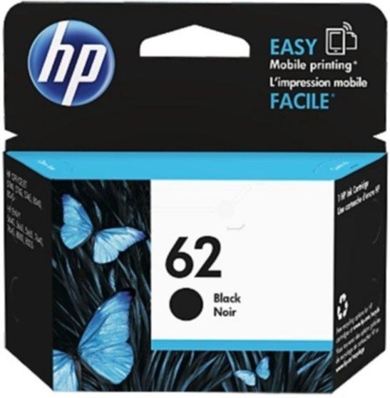 HP 62 sort
