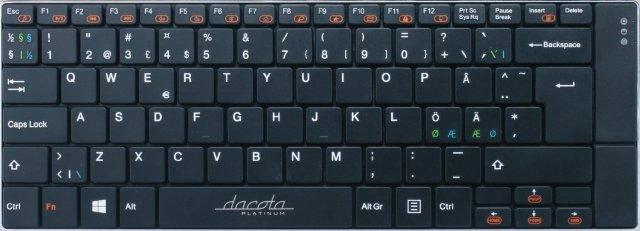 Dacota Platinum Compact