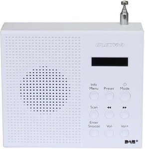 Eletra Voice Dab+ Radio