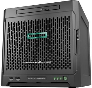 HPE ProLiant MicroServer Gen10 Entry