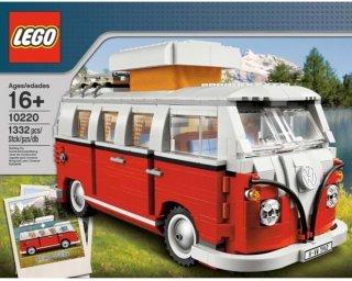 LEGO Volkswagen T1 10220