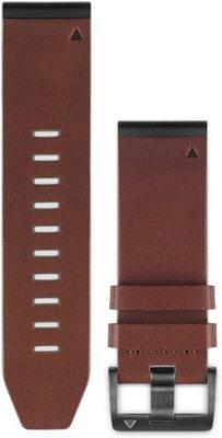 Garmin QuickFit 26 Watch Bands Leather (010-12517-04)