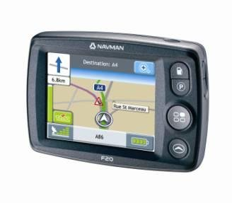 Navman GPS F20