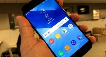 Test: Samsung Galaxy A5 (2017)