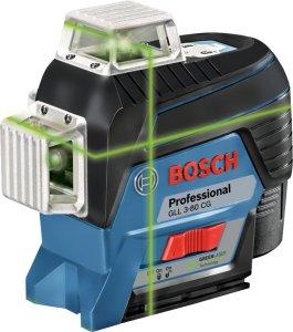 Bosch GLL 3-80 CG (1x2,0Ah)