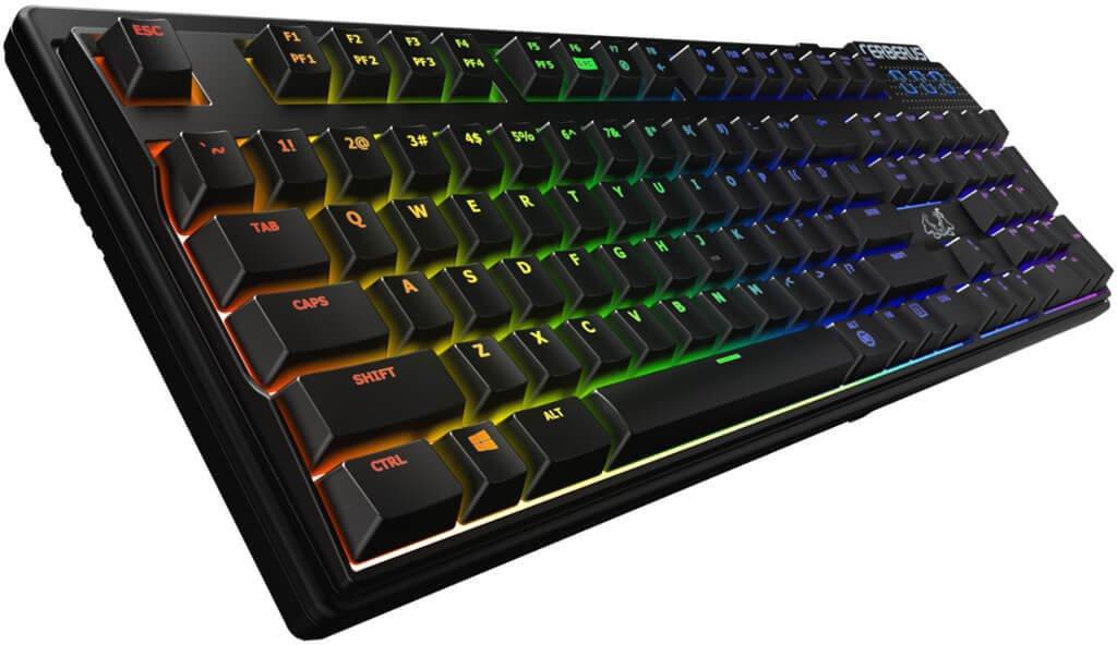 Asus Cerberus Mech RGB gamingtastatur Gamingtastatur Elkjøp