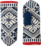 Hestra Nordic Wool Votter