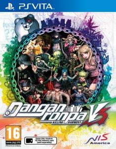 Danganronpa V3: Killing Harmony til Playstation Vita