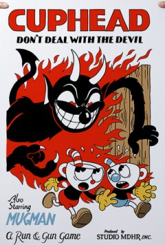 Cuphead til Xbox One
