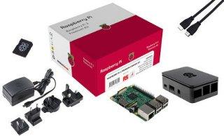 Raspberry Pi 3 Premium Kit