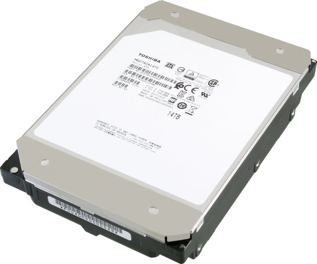 Toshiba MG07ACA14TE 14TB