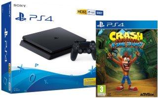 Sony PlayStation 4 Slim 500GB Crash Bandicoot N'Sane